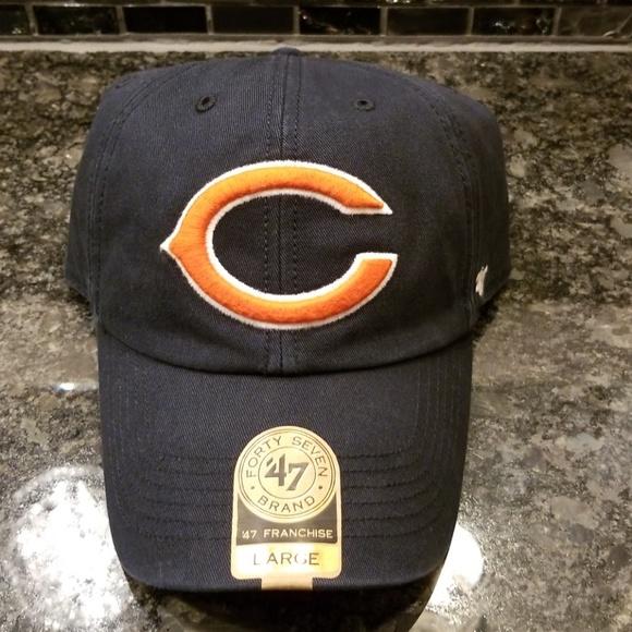 afd4b1c98 Chicago Bears  47 Brand ( 47 Franchise) Hat